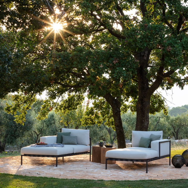 Admirable Tribu Natal Alu Sofa Recamiere Cjindustries Chair Design For Home Cjindustriesco